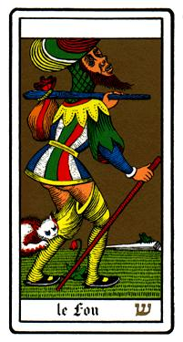 fool tarot card meaning in relationship